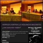 Perros Contra La Violencia Machista:¿Una solución viable?
