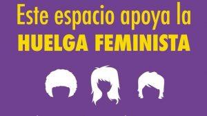 Manifiesto de Adhesión a la Huelga Feminista 8M
