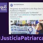 ¡Un Sistema Judicial Patriarcal que nos remata!