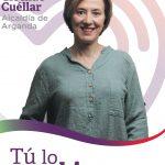 Conoce a Cloti Cuéllar, Concejala en Verde en Arganda, Madrid